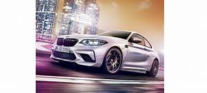 2019 Bmw M2 Competition Official Photos And Details Leaked