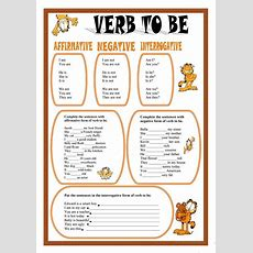 Verb To Be Worksheet  Free Esl Printable Worksheets Made By Teachers