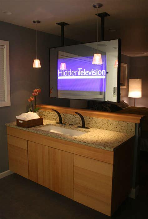 tv mirror gallery