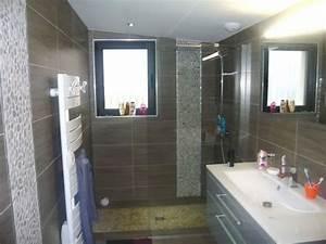 Aménager Salle De Bain : amenager une salle de bain de 5m2 id es d coration int rieure ~ Melissatoandfro.com Idées de Décoration