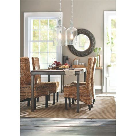 Home Decorators Collection Holbrook Coffee Bean Dining