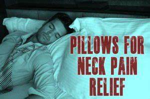 What is the best pillow for neck pain relief for Best down pillow for neck pain