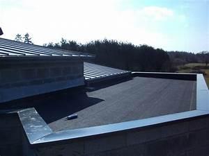 étanchéité Terrasse Goudron : goudron toiture condensation sous toile goudron toiture ~ Melissatoandfro.com Idées de Décoration