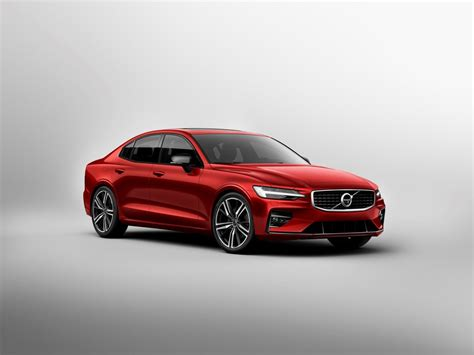 2019 Volvo S60 Up To 415 Horsepower And It's Born In The
