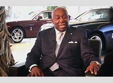 First Black US Rolls Royce Dealer Talks Success from the
