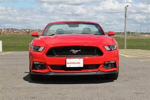 2017 Ford Mustang GT Convertible Review - AutoGuide.com News