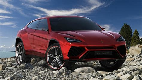 Lamborghini Urus Suv Unveiling Abovav Stay Sharp Stay Cut