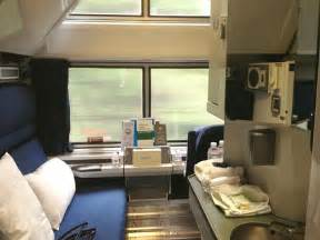 all about amtrak sleeping accommodations on overnight trains