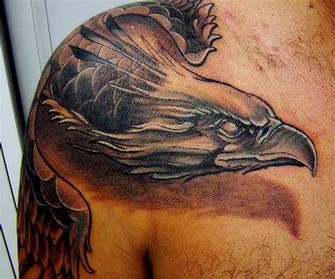 38+ Phoenix Tattoos On Shoulder