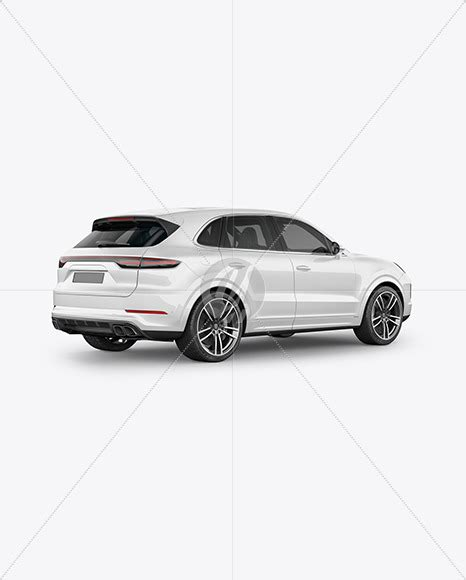 For this shot, simply tilt the camera to one side so it isn't level with the horizon. Luxury Crossover Mockup - Back HalfSide View | Exclusive ...