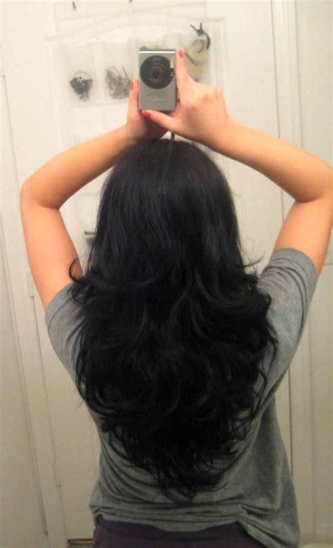 Inspirational Step With Layer Cut For Straight Hair