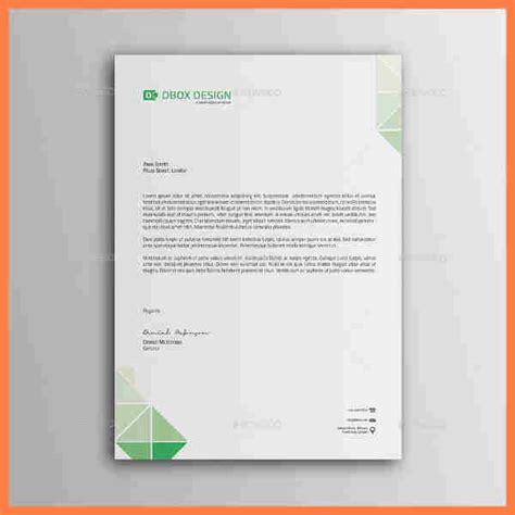 personal letterhead templates word company letterhead