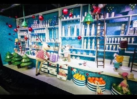 david jones christmas hours top 11 festive window displays around the world huffpost