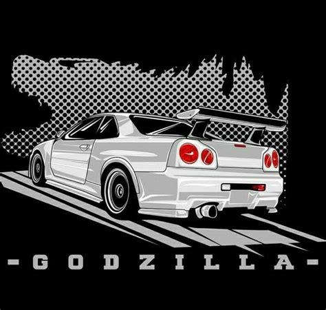 Nissan GTR-R34 | Nissan skyline, Skyline gtr, Gtr r34