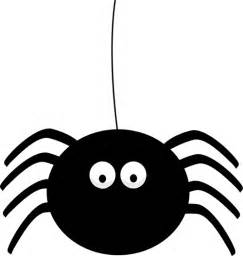 Cute Halloween Spider Clip Art