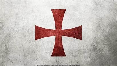 Templar Knight Knights Resolutions Several Flag Wallpapertag