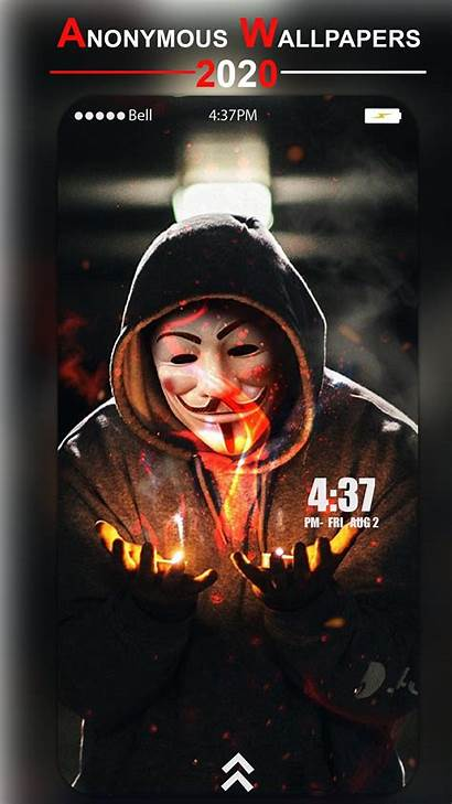 Wallpapers Hackers Anonymous 4k