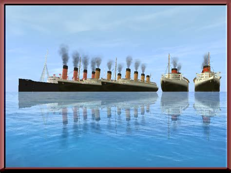 Ship Sinking Simulator Free by The Grand Ocean Liners Of Trainz By Nictrain123 On Deviantart