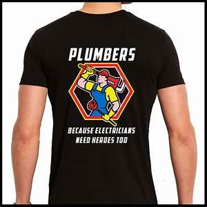 Plumber T Shirts Vannpumper Og Tilbehr