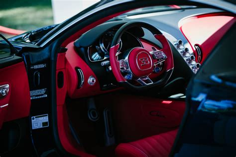 Bugatti Chiron 2016 Interior by Luxury And Supercar Weekend 2016 Montecristo
