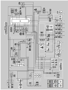 Yamaha Yzf-r125 Service Manual  Circuit Diagram