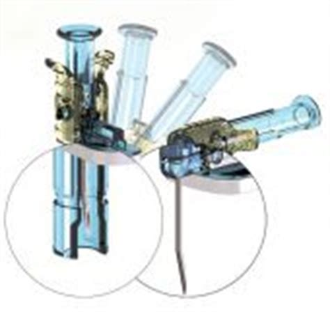 chambres implantables aiguille de huber polyperf safe geres