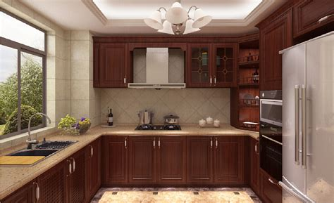 pick solid wood kitchen cabinets   ultimate makeover