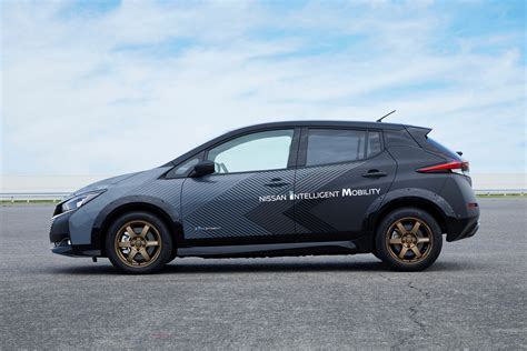 2019 nissan ev nissan reveals new technologies with a single test drive