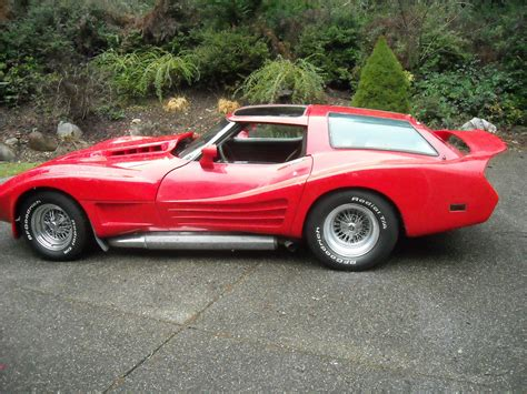 modded  corvette sport wagon fails  attract bidders