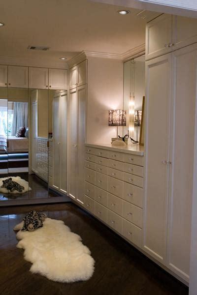 mirrored doors contemporary closet blount design