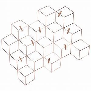 Pele Mele Maison Du Monde : p le m le photo en m tal 48 x 64 cm modern copper maisons du monde ~ Teatrodelosmanantiales.com Idées de Décoration