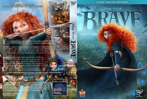 Brave (2012) ~ Movie Cover