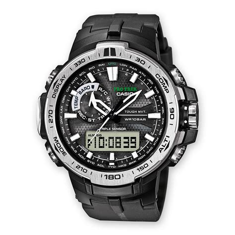 Casio Pro Trek Prezzi by Prw 6000 1er Pro Trek Casio Shop It