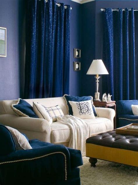 cool blue living room ideas