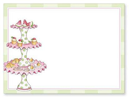 teapartyblankinvitationtemplate high tea invitations