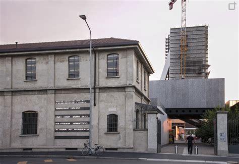 Prada Uffici by Fondazione Prada La Nuova Sede E Le Mostre Permanenti