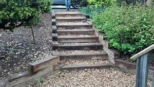 Garde Corps à Faire Soi Même : escalier de jardin faire soi m me en 49 id es de conception ~ Premium-room.com Idées de Décoration