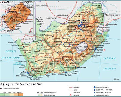 cuisine afrique du sud carte afrique du sud carte du monde