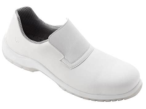 chaussure cuisine homme chaussure de sécurité dan blanc taille 38
