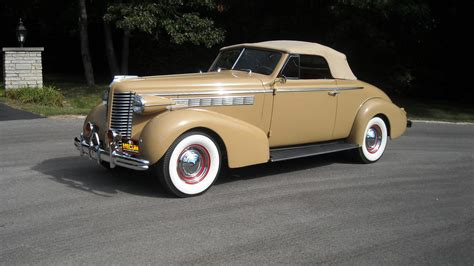 1938 Buick Century For Sale by 1938 Buick Century Convertible F304 Indy 2012