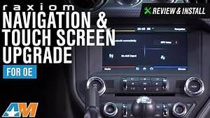 Mini Navi Update : mustang raxiom navigation touch screen upgrade for oe ~ Jslefanu.com Haus und Dekorationen