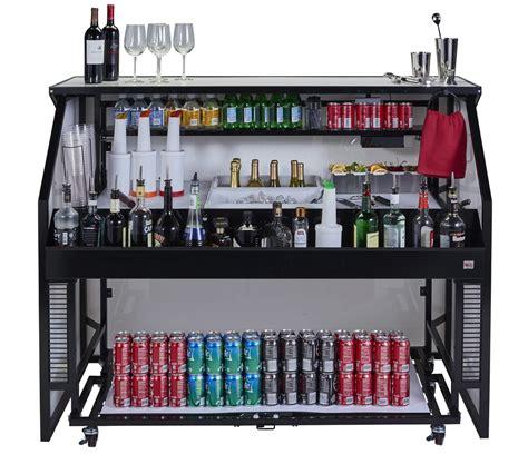 Portable Bar by Professional Portable Bar Mobile Bars Portable