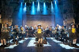 'Matilda,' by the Royal Shakespeare Company in London ...