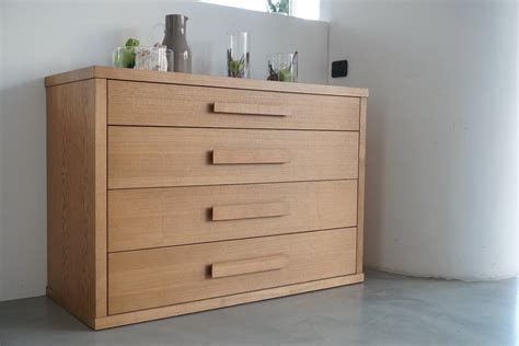 Modern Handmade Solid Wood Chest Of Drawers