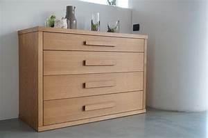 Com moderno in legno massello honey fatto a mano for Como in legno