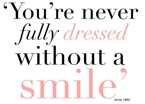 smile   happy quotes quotesgram