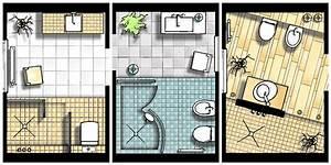 Kleine Bäder Grundrisse : grundriss badezimmer mit begehbarer dusche ~ Lizthompson.info Haus und Dekorationen