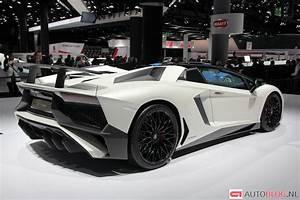 Aventador Sv Roadster : lamborghini aventador lp750 4 superveloce roadster looks magnificent in white ~ Medecine-chirurgie-esthetiques.com Avis de Voitures