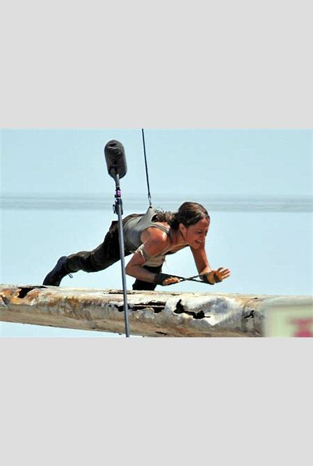 Alicia Vikander slammed for taking over Lara Croft from Angelina Jolie in Tomb Raider reboot