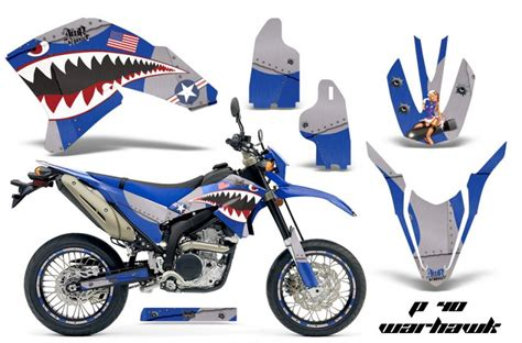 Yamaha Wr250 R Backgrounds by Amr Racing Dirt Bike Background Graphic Wrap Kit Yamaha Wr